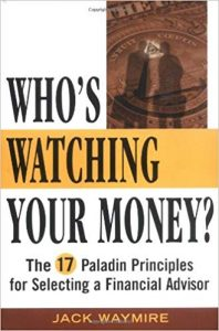 Who's Watching Your Money-Jack Waymire